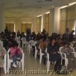 المركز الجماهيري يستضيف مسرحية للطلاب مركز الموهوبين القطري