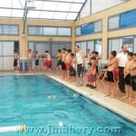 اكثر من 300 مشترك في بطولة السلام للسباحة