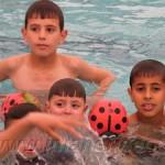 دورات سباحة في المركز الجماهيري