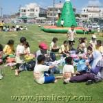انطلاقة مميزة للمخيمات الصيفية في المركز الجماهيري
