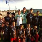 قسم الرياضة في المركز الجماهيري أم الفحم يشارك في اولمبيادة الأولاد الرابعة في مدينة الخضيرة