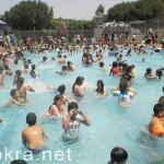 إفتتاح المخيم الصيفي في الخيام والخنساء بأم الفحم