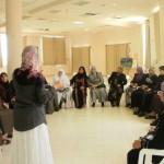 وحدة العمل النسائي بالمركز الجماهيري تختتم دورة التنمية البشرية