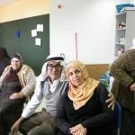 للمرة الثانية خلال شهر، وحدة الفنون في المركز الجماهيري تبدع بفعالية مع بيت المسنين