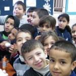 وحدة الفنون بالمركز الجماهيري في يوم فنون مفتوح بمدرسة الزهراء