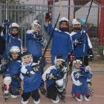 فريق الهوكي التابع لقسم الرياضة بالمركز الجماهيري يشارك في مباريات بطولة الدولة