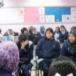 مشروع التوعية في ثانوية دار الحكمة