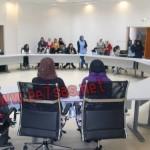 المركز الجماهيري يباشر اعمال الدفعة الاولى من مشروع المبادرون الشباب