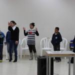 فعاليات تنمية القيادة الشابة بالمركز الجماهيري