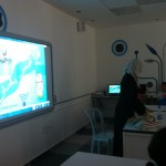 مركز المعرفة الجماهيري يستضيف طلاب من مدرسة الغزالي في يوم الأنترنت الأمن