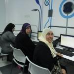 مركز المعرفة الجماهيري يختتم دورة الحاسوب لنساء