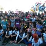 الجماهيري ينظم مسابقات وفعاليات ترفيهية في حي إسكندر