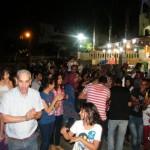 الجماهيري وأهالي حي قحاوش وحي السلام في مسيرة رمضانية حاشدة