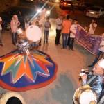 الجماهيري يحي الليلة الثانية من رمضان بمسيرة وفعاليات في حي المعلقة