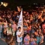 الجماهيري واهالي حي عراق الشباب في ليلة رمضانية حافلة