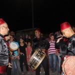 الجماهيري واهالي حي الباطن يتألقون بمسيرة رمضانية مميزة