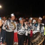 الجماهيري ينظم مسيرة رمضانية ضخمة بمشاركة كافة أهالي حي العرايش