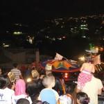 الجماهيري ينطلق في مسيرة رمضان في حي عين ابراهيم بمشاركة كبيرة  ومهيبة من أهالي الحي