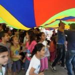 الجماهيري ينظم مسابقات وفعاليات ترفيهية لأهالي حي البيار