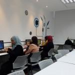 الجماهيري يفتتح دورة حاسوب متقدمة للأمهات