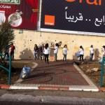 الجماهيري يطلق مبادرة (عَمار يا بَلد) في أكثر من 50 حياً من أحياء المدينة