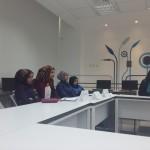 المعرفة الجماهيري يفتتح دورة حاسوب للنساء