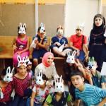 صور من ورشات وفعاليات المخيم الصيفي 2014