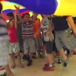 الجماهيري إبداع متواصل في فعاليات المخيم الصيفي الجماهيري 2014
