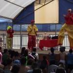الجماهيري يختتم المخيم الصيفي بفعاليات مميزة بالواحة
