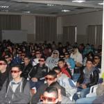 محاضرة حول أخطار المخدرات للشباب بالجماهيري
