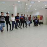 إنطلاق تدريب فرقة دبكة الجماهيري للشباب