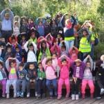 مخيم الشتاء – إطار ترفيهي ممتع وآمن خلال عطلة الشتاء