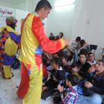 مجلس الطلاب البلدي في زيارة لدار اليتيم في جنين