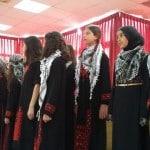 جوقة الجماهيري تشارك بمهرجان وطني في مدينة رام الله