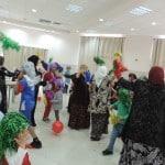 الجماهيري ينظم فعالية التواصل بين الأجيال