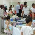 إفتتاح مهرجان ومعرض الكتاب السنوي وسط حضور جماهيري كبير وواسع