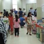 معرض ومهرجان الكتاب السنوي بالجماهيري يتألق على مدار ثلاثة أيام