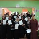 """الجماهيري – أم الفحم ومركز إنجاز يختتمان دورة """"النساء وميزانيات السلطات المحلية العربية"""""""