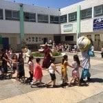 بلدية أم الفحم تفتتح مخيم الصيف لصفوف الأول والثاني في جميع المدارس الإبتدائية
