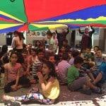 فعاليات المخيم الصيفي 2015 تتألق بالإبداع والتميز في جميع مدارس أم الفحم الإبتدائية