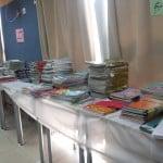 الجماهيري ومجموعة مبادرون يطلقان مشروع بازار الكتاب الخيري