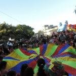 """الجماهيري يقيم فعالية """"نرسم البسمة على وجوه الأطفال"""" في حي إسكندر"""