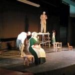 """عرض مسرحية """"1945"""" إختتاماً لفعاليات الأسبوع الثقافي"""