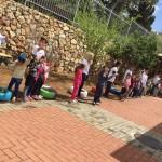 """الجماهيري – بلدية أم الفحم يختتم أسبوع الأعمال الخيرية ضمن مشروع """"عمار يا بلد"""""""