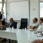 """الجماهيري يستضيف """"شيخ الجغرافيين الفلسطينيين"""" ويكرمه خلال ندوة قيمة"""