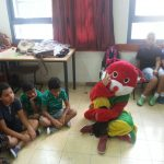 إنطلاق فعاليات المخيم الصيفي 2016