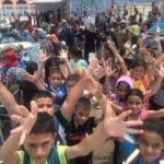 بعد أسبوعين من المرح.. الجماهيري يختتم فعاليات المخيمات الصيفية 2016