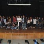 محمد خالد رئيساً لمجلس الطلاب والشباب البلدي