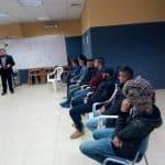 محاضرة لأعضاء مجلس الطلاب البلدي في كيفية الإستعداد للإمتحانات