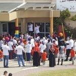 """تقرير شامل ومصور: الجماهيري يختتم فعاليات """"يوم الأعمال الخيرية"""" بإنجاز عشرات المشاريع الخيرية"""